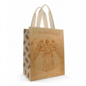 Doctor Who DW Da Vinci's Angel Tote Bag
