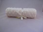 Baby Nursery Popcorn Textured/Dimple Effect Pram,Moses Blanket