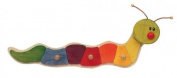 Kinderkram (Ostheimer) 5520149 - Coat Rack Caterpillar