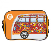 Officially Licenced VW Campervan Messenger Bag Orange