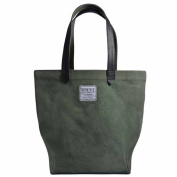 Souve Market Bag Canvas Green
