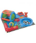 ELC Inflatable Play Island Toddler Activity Mat, 180cm x 180cm