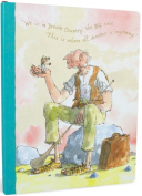 Roald Dahl B5 Journal