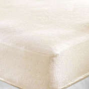 Cuddles Collection Single Cot Jersey Fitted Sheet