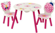"IB-Style - Children's seating area ""Papillon"" 