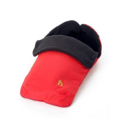 Out n About Nipper Footmuff Carnival Red
