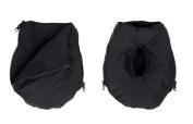 Altabebe AL2801 - 03 Muff Gloves for Pram Black