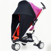 SUNNY SAIL FOR QUINNY ZAPP EXTRA BUGGY PRAM STROLLER shade parasol substitute Sun & Wind shield