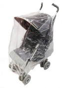 Universal Wind/Raincover Suitable For Most Lieback Buggies/Strollers/Pushchairs