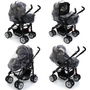 Mamas & Papas Switch Pram Pushchair Raincover