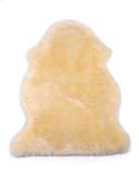 Medical Sheepskin Rug Fleece for Babies 90-100 cm long