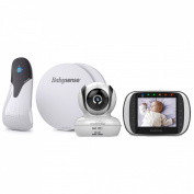 Motorola MBP36s + BabySense 5 Breathing Sensor Monitor