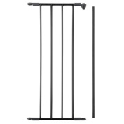 BabyDan Configure Gate Extension Black 33cm