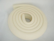 2m Baby Toddler Safety Edge Guard Cushion Safety Strip CREAM COLOUR
