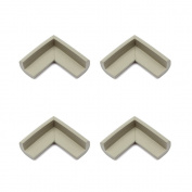 FamilyMall(TM) 4pcs Child Baby Safety Desk Table Edge Cover Guard Corner Protector Cushion
