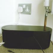 Safetots Cable Tidy Unit Black