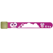 Infoband I.D. Travel Wrist Band for kids - Owls