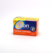 Bion Long-Lasting Energy 30 + 7 Tablets Free