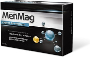MENMAG - 30 tablets - is a product designed specifically for men, helps in the proper functioning of muscles