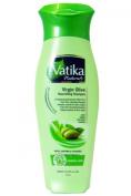 Vatika Naturals - Virgin Olive Nourishing Shampoo - 200ml