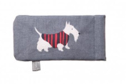 Shruti Designs Glasses Case - Scottie Dog Range