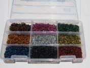 Jeweller Starter Kit Jump Rings Anodized Aluminium 3/16 18g American Chainmail