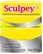 Sculpey Modelling Compound Iii (Yellow) [5 Pieces] *** Product Description: Sculpey Modelling Compound Iii- Colour
