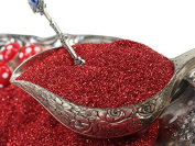Red German Glass Glitter - 30ml Jar