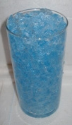 10 Pack Colourful Diamond Cracked Ice Crystal Shaped Water Absorbing Gel Crystals for Centrepiece Decorations