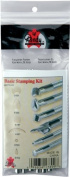 Craftool Basic Stamping Set - 6 Ct *** Product Description