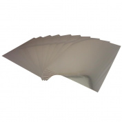 Mirri 220Gsm Super-Reflective Cardstock A4 10/Pkg-Starlight Silver