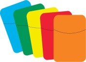 Pocket Chart Cards Brite Colours