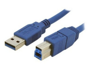 SuperSpeed USB 3.0 Cable A to B - M/M - USB cable - 1.8m