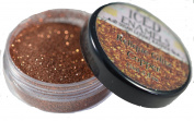 ICED Enamels Glitter Melt Relique, Glitz Copper