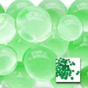 FuzzyGreen®Water Pearls Centrepiece Wedding Tower Vase Filler Green+Gift