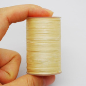 0.8mm 1 roll Polyester Leathercraft Small Waxed Thread for Leather Sewing