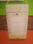 Brides-A Wedding Collection- Invitation Kit 40ct.