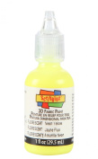 Scribbles 3D Fabric Paint Neon- Yellow