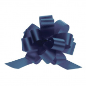 10cm Pull Bows Navy Blue 50 per case