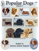 Pegasus Originals Popular Dogs Volume 4 Counted Cross Stitch Chartpack