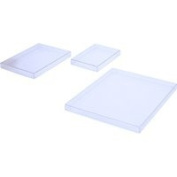 13cm X 1.6cm X 18cm Acid-free Plastic Photo Boxes 25/bundle
