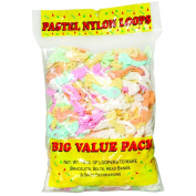Nylon Loops, Pastel, 300ml - 1 Pkg
