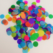 Confetti Circles 1 1/4 9 Different Colours