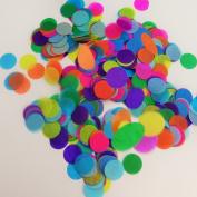 Confetti Circles 1 1/4 9 Different Colours