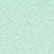 Bazzill Cardstock 12X12 - Turquoise Mist/Grass Cloth