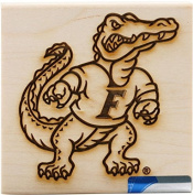 Clearsnap Wood Mount Rubber Stamp, University of Florida