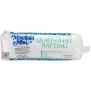 Mountain Mist Quilt-Light Polyester Batting, Full 210cm -by-240cm