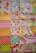 18 Fat Quarters Simply Sweet by Lori Whitlock from Riley Blake 100% Cotton Quilt Fabric