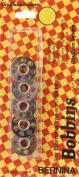 Cameo Bernina Metal Bobbins, 5 Per Package
