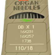 Organ Industrial Sewing Machine Needle 16X231-110